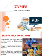 5 6.Lecture Enzymes1