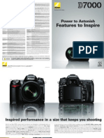 D7000 Brochure