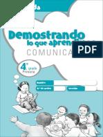 Cuadernillo Entrada Comunicacion 4to grado..pdf