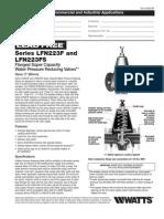 LFN223F Specification Sheet