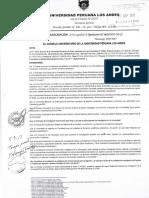 Lineas de Investigacion de Derecho-los Andes