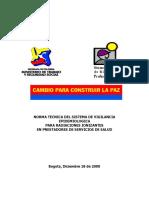 Norma Tecnica de Sve Para Radiaciones Ionizantes en Prestadores de Servicios de Salud (2)