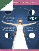 Mujer Cíclica Radiante