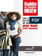 Guide Du Logement MGEN (2014)