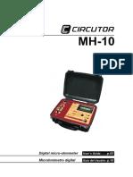Micro Ohmimetromh 10