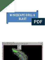 Tutorial Drill Blast Minescape