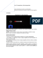 Practica Nº 8 Magnetismo y Electromagnetismo