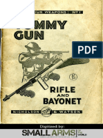 British Tommy Gun Manual
