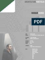 Architecture Portfolio - Roubair George