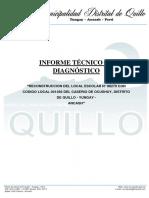 Informe Técnico de Diagnóstico de Ocushuy.... Final