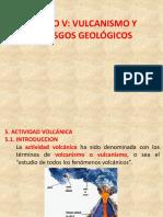 CAPITULO v Vulcanismo