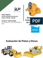 4.- Platos y Discos