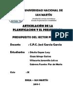 G-2 Informe Presupuesto (1)