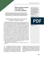 notas de clase gastrectomia laparosco