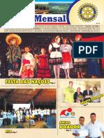 Rotary PARANAÍBA Cartamensal_OUTUBRO