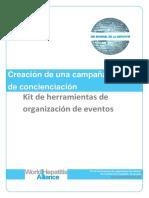 Kit de Herramientas Organización de Eventos