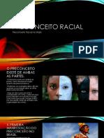 Preconceito Racial Jô Maria e Analize.