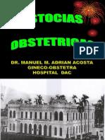 Distocias Obstetricas