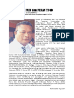 KORUPSI NTT FAIR dan PERAN TP4D