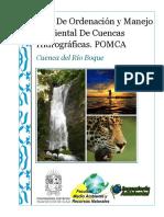POMCA Río Boque