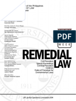 260935381 BOC 2014 Remedial Law Reviewer