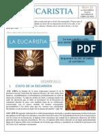 TEMA  25 LA EUCARISTIA 2  - PRIMER AÑO CONFIRMACION.pdf
