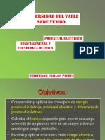 Potencial Eléctrico 2019-1