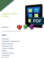 Estudio de consumo navideño 2010 - Deloitte