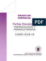 farmacologia medicae