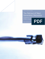 The Roll Out of Next Generation Networks Final