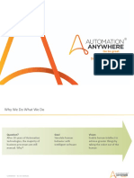 Automation Anywhere PPT