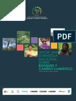 Hacia Una Estrategia Nacional Sobre Bosques y Cambio Climatico Del Peru