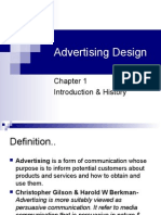 Advertising Design chp1