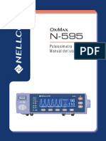 Nellcor_N-595 - User Manual (Es)