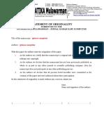 Statement of Originality JIM.doc