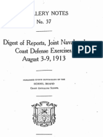 Coastal Defense Exercise
