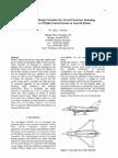 Aircraft Control Surfaces Calculation