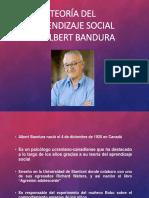 Teoria de Albert Bandura