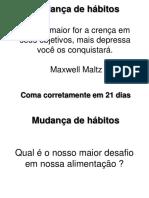 slides Maxwel maltz