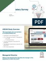 2017 Salary Survey ASEAN