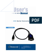 Huc232s User Manual