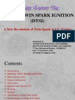 Digital Twin Spark Ignition (Dtsi)