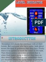waterlevelindicatorminiprojectppt-170326135854 (1)