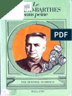 Le Roland Barthes Sans Peine