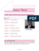 Power Pant Question Book