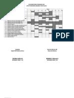 kalender kerja