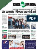 Rassegna stampa dell'Umbria domenica 21 luglio 2019 UjTV News24 LIVE
