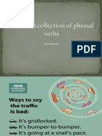 Common Collection of Phrasal Verbs