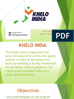 Khelo India Ppt