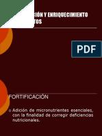 FORTIFICACIÓN Y ENRIQUECIMIENTO clase.ppt